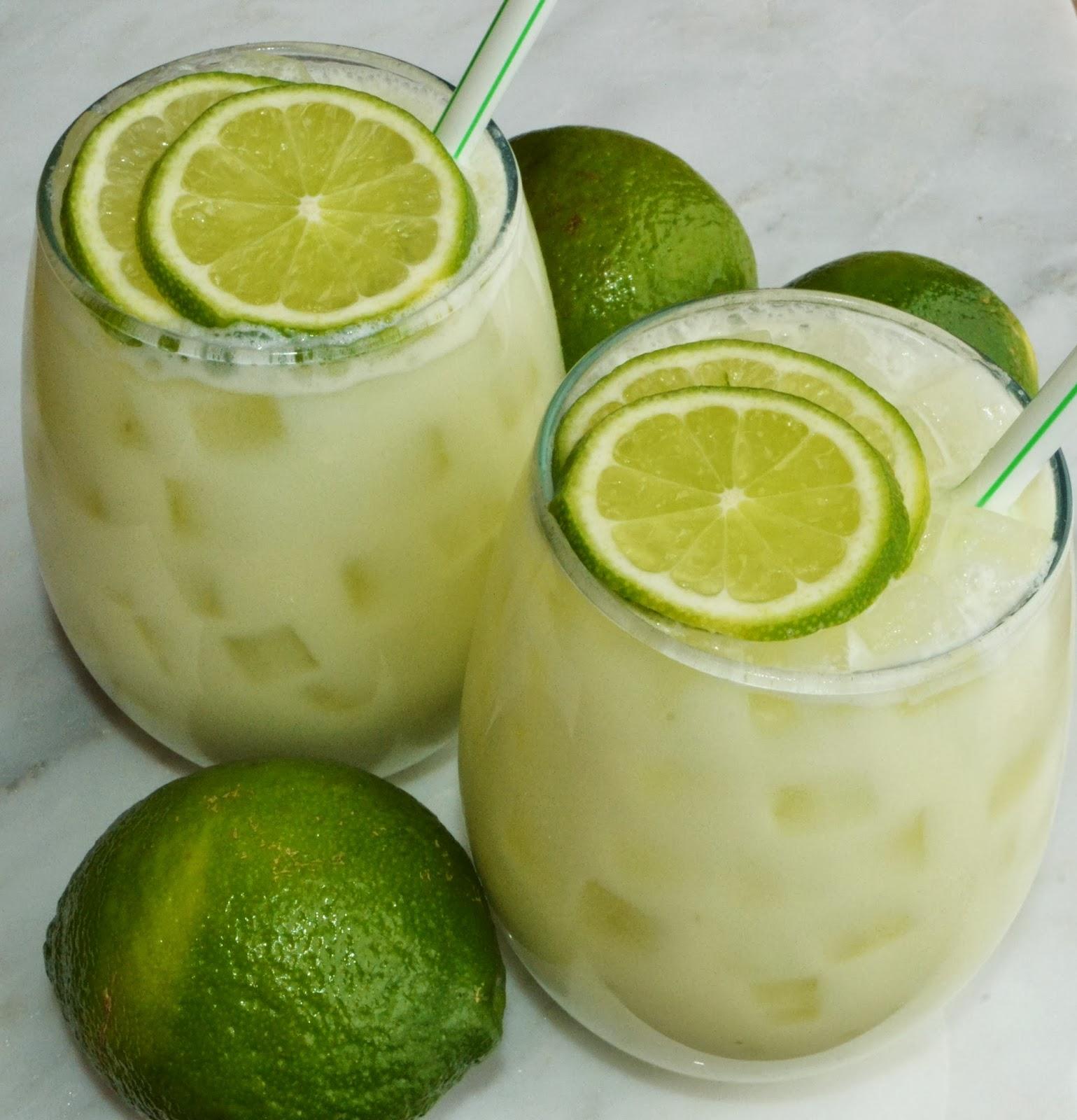 Limonada-Suiça